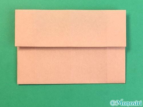 折り紙でお月見団子の折り方手順45