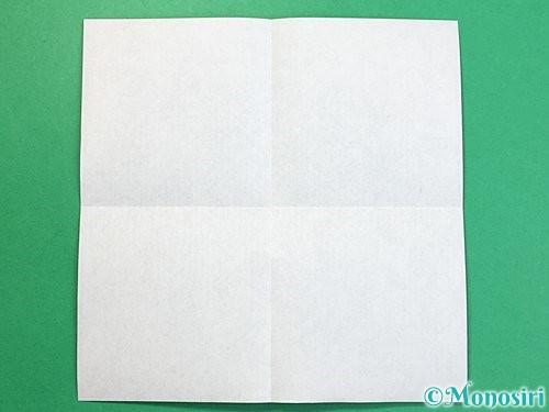 折り紙でパンダの折り方手順24