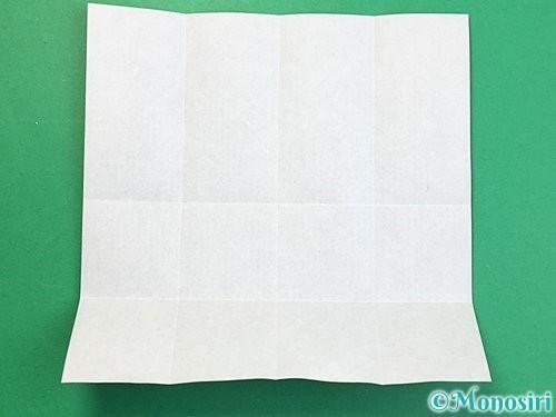 折り紙でパンダの折り方手順28