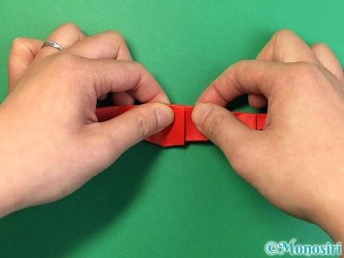 折り紙でエビの折り方手順30
