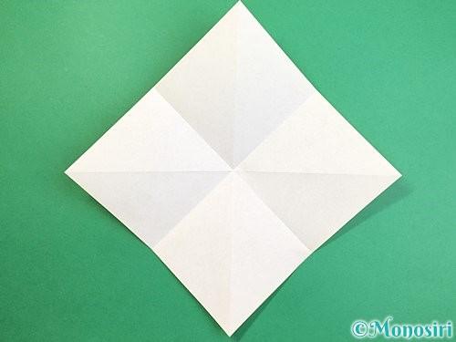 折り紙で熱帯魚の折り方手順5