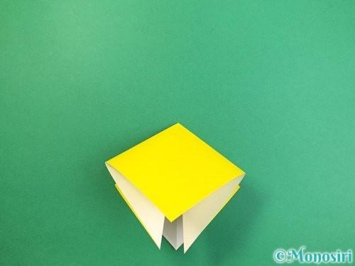 折り紙で熱帯魚の折り方手順7