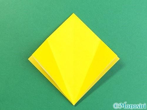 折り紙で熱帯魚の折り方手順10