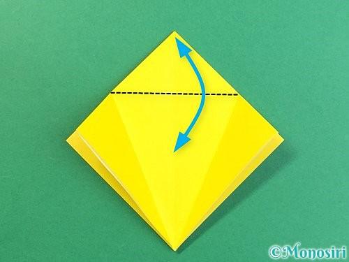 折り紙で熱帯魚の折り方手順11