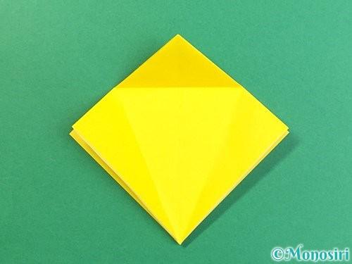 折り紙で熱帯魚の折り方手順12