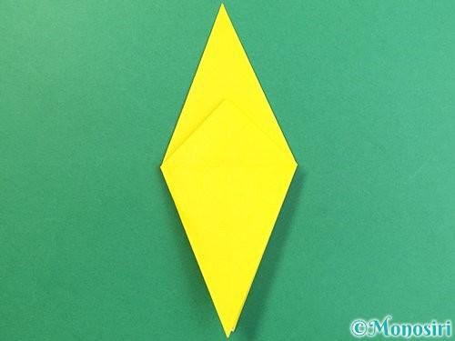 折り紙で熱帯魚の折り方手順18