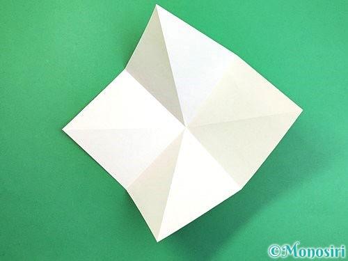 折り紙でアヒルの折り方手順6
