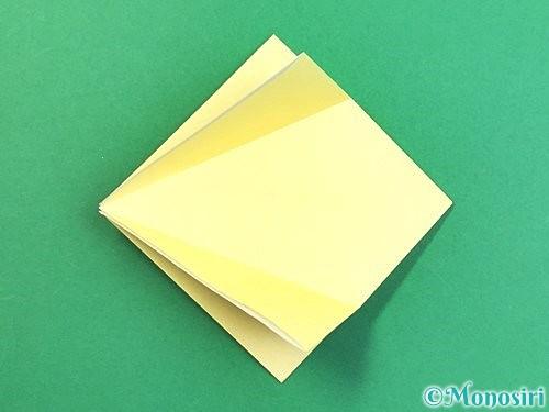 折り紙でアヒルの折り方手順10