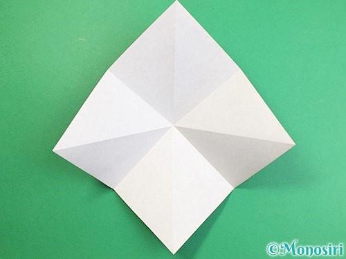 折り紙でツバメの折り方手順6