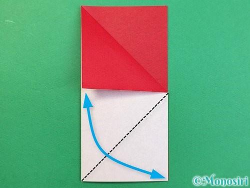 折り紙で❜の折り方手順8