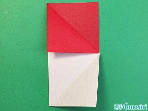 折り紙で❜の折り方手順9