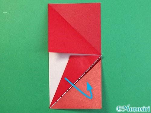 折り紙で❜の折り方手順14