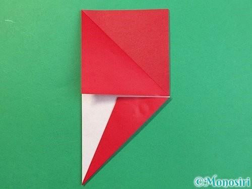 折り紙で❜の折り方手順15