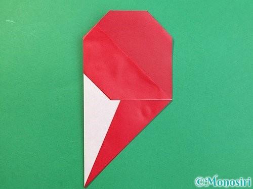 折り紙で❜の折り方手順17