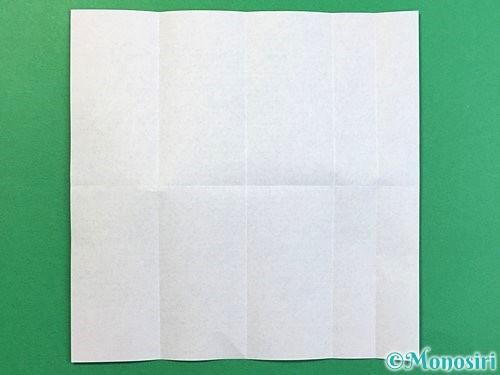 折り紙で?マークの折り方手順6