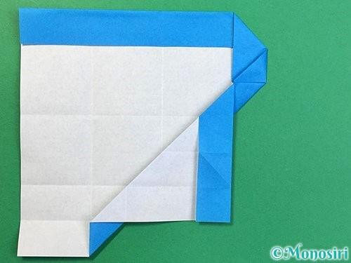 折り紙で?マークの折り方手順20