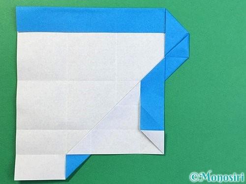 折り紙で?マークの折り方手順22