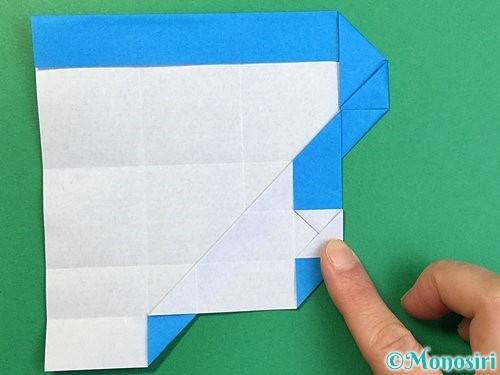 折り紙で?マークの折り方手順26