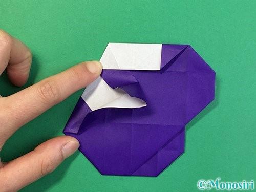 折り紙で&マークの折り方手順47