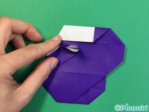 折り紙で&マークの折り方手順48